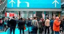 Las empresas españolas de equipamiento muestran su fuerza en la Host de Milán