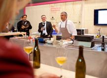 Los showcookings volverán a protagonizar las actividades de Alimentaria 2016