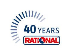Rational celebra su 40 aniversario buscando el máximo beneficio del cliente