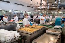 El hospital de Ciudad Real ofrece un menú gourmet para las fiestas de Navidad