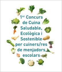 La asociación Menjadors Ecològics organiza un concurso de menús escolares