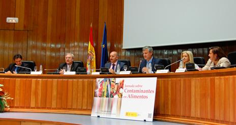 Aesan organiza en Madrid una jornada sobre los Contaminantes en alimentos