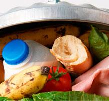 Los españoles desperdiciamos 25,5 millones de kilos de alimentos a la semana