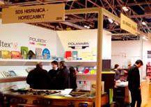 Un total de 8.500 participantes y más de 200 empresas acudieron a Horeq 2016