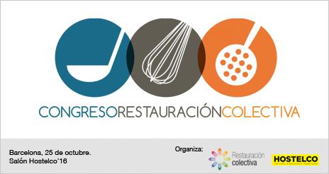 Nueva denominación e imagen para el Congreso de Restauración Colectiva 2016