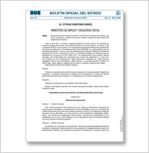 Publicado en el BOE el texto oficial del convenio colectivo estatal de la restauración colectiva