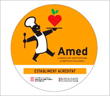 Acreditación Amed para el comedor laboral y la cafetería del Hospital General de Catalunya