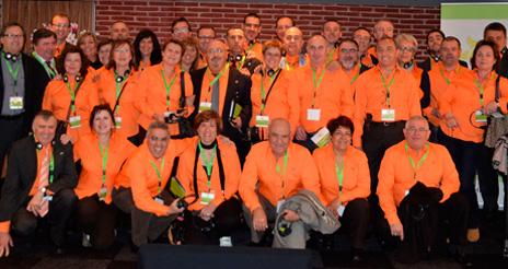 La AEHH viaja a Holanda para asistir a la reunión de la federación internacional