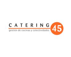 La empresa alicantina Catering 45 inicia su expansión por todo el territorio nacional