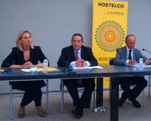 Arantxa Segurado, nueva directora de Hostelco, presenta las novedades de la edición 2016