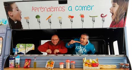 Más de 25.000 escolares han participado hasta junio en los talleres 'Mediterraneamos'