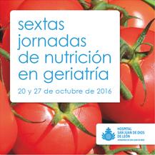 La disfagia y la nutrición enteral domiciliaria, centran las jornadas geriátricas de León