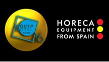 El equipamiento español presente en Equip'Hotel con un espacio que reúne 12 firmas