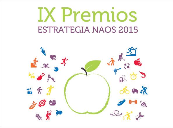 Entrega de los premios Naos por la promoción de la alimentación y hábitos de vida saludables