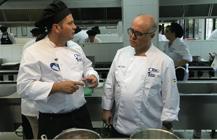 Orpea celebra un concurso de cocina entre residencias, tal como hace su matriz francesa