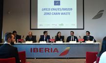 Life + Zero Cabin Waste, un proyecto para acabar con los residuos en los aviones