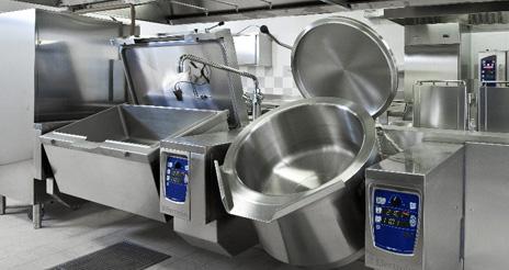 El concepto de bioseguridad y su aplicación en el diseño y uso de las cocinas profesionales