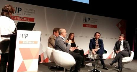 Las colectividades, también presentes en la primera edición del Hospitality Innovation Planet