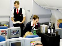 La selección de temporada de vinos para los vuelos de Delta Airlines incluirá vinos españoles