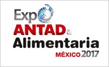 ExpoAntad & Alimentaria México abre sus puertas y bate récords de internacionalización