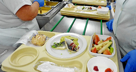 El programa de la capitalidad gastronómica de Huelva llega a los menús de los hospitales