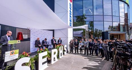 Serhs Food inaugura una nueva cocina de alto rendimiento y oficinas centrales en Mataró