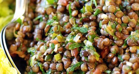Las legumbres: aporte nutricional y salud
