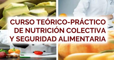 Formación especializada en restauración social y colectiva para dietistas-nutricionistas