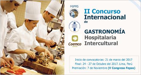 Perú convoca un concurso internacional de hostelería hospitalaria 'intercultural'