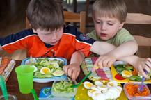 Un proyecto propone a los alumnos servirse la comida para autogestionar su saciedad
