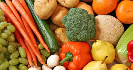 Hospitales y colegios valencianos deberán ofrecer frutas y verduras de proximidad