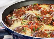 Albóndigas de pollo con crema de queso: hierro y una textura excelente para la vuelta al 'cole'