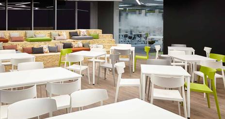 ¿Qué es un workcafé y qué beneficios puede aportar a la empresa y a los trabajadores?