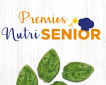 Convocada la segunda edición de los 'Premios Nutrisenior' a las buenas prácticas alimentarias