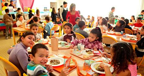 Mensa Cívica hace más sostenibles los menús de los colegios de Zaragoza