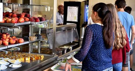 Diferencias culturales en la concepción del menú escolar: soluciones in situ y quinta gama
