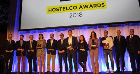 El Hospital Regional de Málaga gana el premio de colectividades en los 'Hostelco Awards'