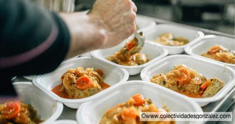 El catering de colectividades crece en España un 3,7% y se sitúa en los 2.972 millones