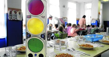 ¿Cómo reducir el nivel de contaminación acústica en los comedores escolares?