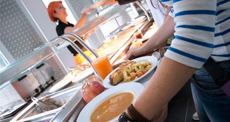 Información sobre alérgenos en los menús del comedor universitario de la ULPGC