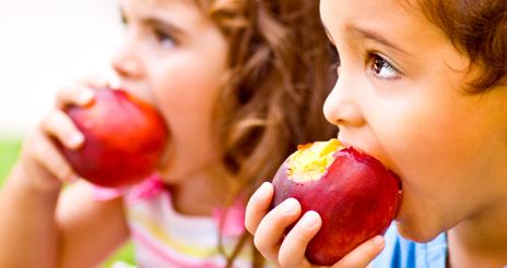 La adquisición de unos buenos hábitos alimentarios: el gran reto desde la infancia