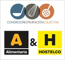 Alimentaria y Hostelco renuevan su compromiso con el Congreso de Restauración Colectiva