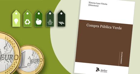 'Compra pública verde', un libro que analiza las novedades de las directivas de contratación