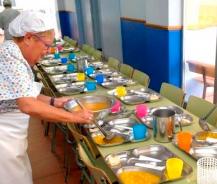 Comedores escolares y sostenibilidad; recursos para el buen funcionamiento
