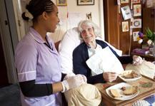 Los servicios asistenciales a domicilio generaron 1.435 millones de euros en 2017