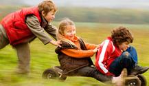 Según un estudio, los niños y niñas que comen bien son más sociables en el 'cole' y en casa