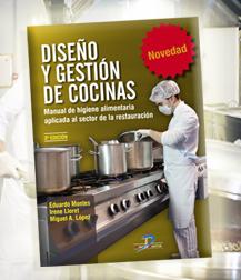 Publicada la tercera edición, revisada y ampliada, de 'Diseño y gestión de cocinas'