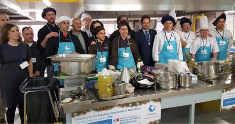 Sanidad de Madrid convoca la segunda edición del 'Concurso de cocina navideña hospitalaria'