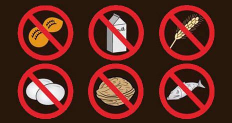 Colectividades y restaurantes estarán obligados a informar sobre los alérgenos