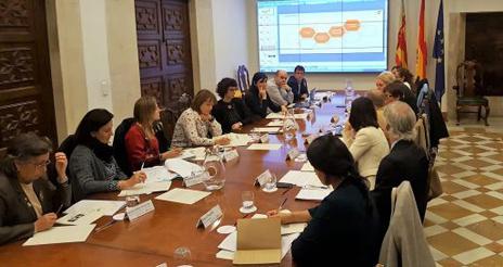 Valencia pone en marcha un grupo de trabajo para mejorar la alimentación en los hospitales